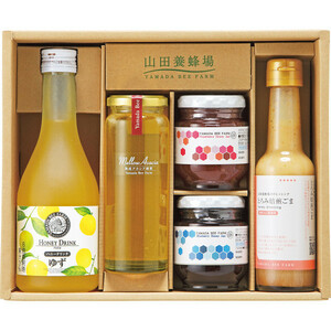 - Yamada Apiary Ripe Honey Gift / 42537 / Instant Decision / Gift Possible