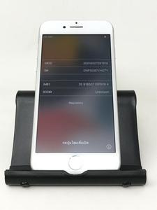 J129【ジャンク品】 iPhone7 32GB docomo版SIMロック解除 SIMフリー シルバー /060
