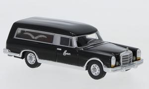Bos-Models 1/87 Mercedes 600 Besttungswagen 超レア車種(高品質レジン製)国内入手困難