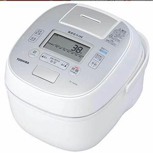 東芝 TOSHIBA RC-10VXN-W 炊飯器5.5合