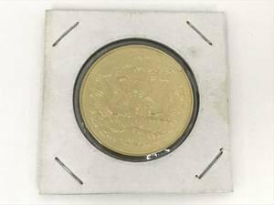 ☆1円 超美品 記念硬貨 K24 御在位60年 昭和61年 10万円金貨 硬貨 HG534