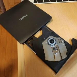 外付けDVDドライブ USB3.0接続対応