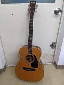 morris モーリス アコースティックギター アコギ MF-205 弦なし ソフトケース付き