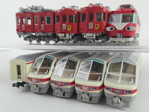 5-85* Nゲージ 名鉄 8800系 パノラマDX 3800系 5500系 他 箱無し まとめ売り TOMIX 他 鉄道模型(oaaa)