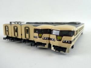 5-78* Nゲージ マイクロエース 国鉄 シティ・ライナー 117系 MicroAce まとめ売り 鉄道模型(oava)