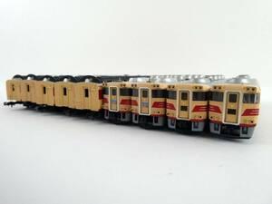 5-80* Nゲージ TOMIX 国鉄 ディーゼルカー まとめ売り キハ181 キハ180 キロ180 トミックス 鉄道模型(oaaa)