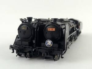5-75*Nゲージ KATO 蒸気機関車まとめ 2019-1 C62 18 / 2019-2 C62 東海道形 カトー 鉄道模型 まとめ売り(oavc)