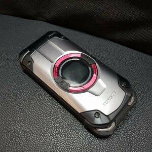 【送料無料】【SIMロック解除品】au KYF33 TORQUE X01 シルバー 防水 防塵 耐衝撃 Wi-Fi ワンセグ Bluetooth 製造番号:353970081261676