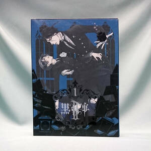 DVD / 黒執事 2期 1巻 完全生産限定版 / 小野大輔 坂本真綾 櫻井孝宏 水樹奈々 枢やな