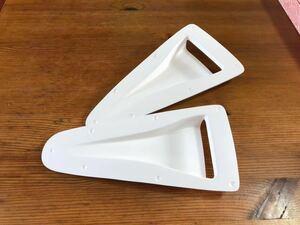 free shipping! all-purpose bonnet NACA duct air duct FRP made original! DC5 DC2 EG6 EK9 AP1 Z33 Z34 BRZ 86 S13 S14 S15 R34 R33 R32