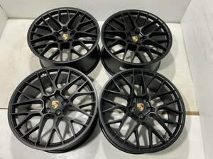Porsche Macan RS Spider 純正オプション 95B 20インチ4本セット ポルシェマカン Turbo