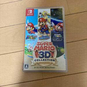 Switchソフトスパーマリオ3Dコレクション限定なので高くなるのでこの値段です