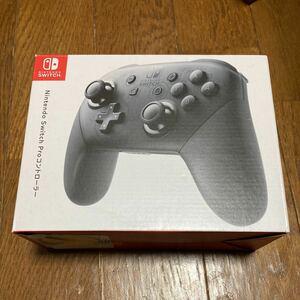 Nintendo Switch ニンテンドースイッチプロコントローラー Proコントローラー プロコン 任天堂スイッチ ブラック