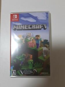マインクラフト Minecraft ニンテンドースイッチ ソフト 新品 マイクラ