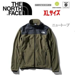 THE NORTH FACE ノースフェイス マウンテンバーサマイクロジャケット ニュートープ XL NL71904 メンズ フリース アウトドア