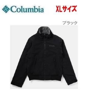 コロンビア ロマビスタスタンドネックジャケット ブラック XL  PM3754 メンズ アウター ジャケット 防寒 アウトドア