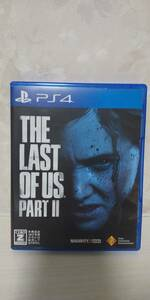 ps4 THE LAST OF US PART2