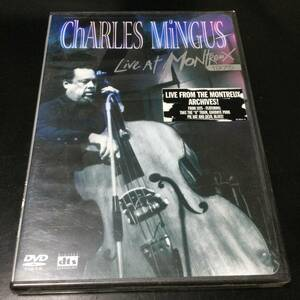 DVD【 Live At Montreux 1975 】Charles Mingus★新品★未開封
