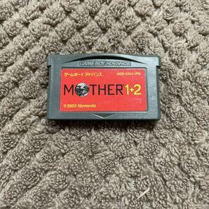 送料無料 MOTHER1+2 MOTHER12 マザー GBA ゲームボーイアドバンス