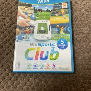 送料無料 Wii Sports Club Wiiスポーツクラブ WiiUソフト