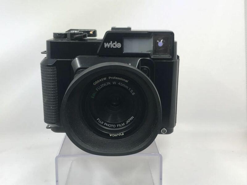 FUJIFILM 富士フイルム FUJICA GS645W Professional 中判フィルムカメラ