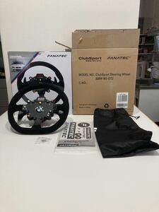 【中古品】FANATEC ClubSport BMW M3 GT2