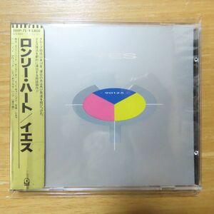 34048230;【CD/西独ターゲット盤/蒸着仕様/金シール帯】イエス / ロンリー・ハート(38XP-71)