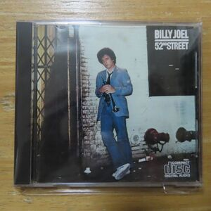 34048223;【SONY初期3500円盤/CD/CBS刻印】ビリー・ジョエル / ニューヨーク52番街(35DP-1)
