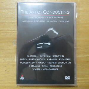 809274266729;【DVD】V・A / The Art Of Conducting: Great Conductors Of The Past
