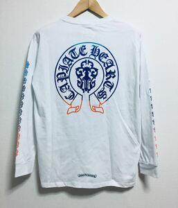 chrome hearts ロングシャツ サイズ S 新品 ロンT 長袖Tシャツ