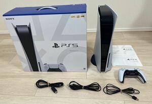 PlayStation 5 CFI-1000A01 本体 ディスクドライブ搭載