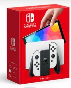 新型 Nintendo Switch 有機ELモデル ホワイト ニンテンドー スイッチ 新品未開封 本体