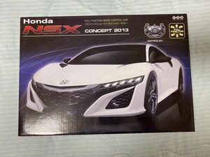 【新品未開封!】HONDA NSX ラジコンカー