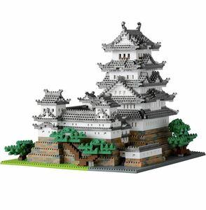 カワダ ナノブロック 姫路城 スペシャルデラックスエディション メタリックシルバーver. NB-042A