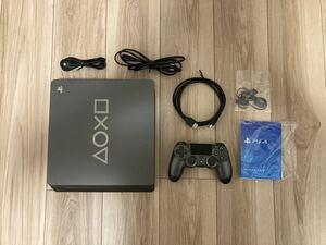 【超美品】PlayStation4 1TB CUH-2200B PS4 限定モデル