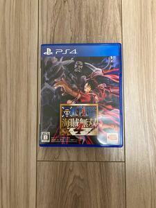 【PS4】 ONE PIECE 海賊無双4