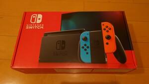 ニンテンドースイッチ 本体 Nintendo Switch 新型(バッテリー長持ちタイプ)