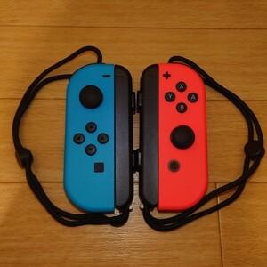 Joy-Con ジョイコン ネオンブルー ネオンレッド ニンテンドースイッチ Nintendo Switch