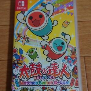 太鼓の達人 Nintendo Switch ば~じょん! ニンテンドースイッチ Nintendo Switch