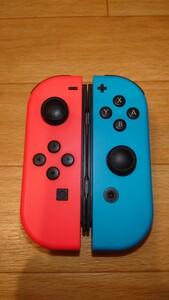 ジョイコン Joy-Con ネオンレッド ネオンブルー Nintendo Switch