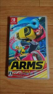 ARMS アームズ ニンテンドースイッチ Nintendo Switch