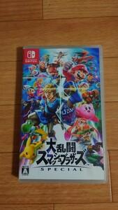 大乱闘スマッシュブラザーズSPECIAL ニンテンドースイッチ Nintendo Switch