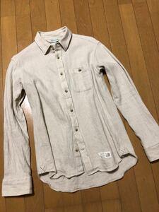 カリマー☆ウールシャツ karrimor Mサイズ 長袖シャツ アウトドア