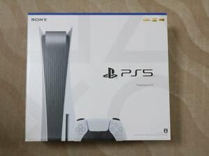 ★新品未開封品★PlayStation5 プレイステーション5 ディスクドライブ搭載モデル 本体 CFI-1100A01 PS5