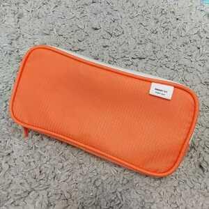 筆箱 ペンケース オレンジ