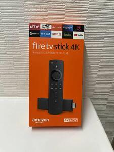 送料無料 Amazon Fire TV Stick 4K アレクサ対応音声認識リモコン付き