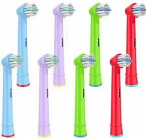 ブラウン オーラルB 対応 替えブラシ 電動歯ブラシ 互換ブラシ 子供用