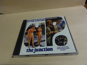CD Manfred Mann Up The Junction 送料無料 サントラ モッズ マンフレッド・マン