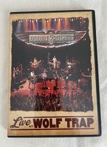 ☆ドゥービー・ブラザーズ Live at Wolf Trap 中古リージョン1DVD