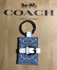 COACH コーチ 手帳型キーホルダー
